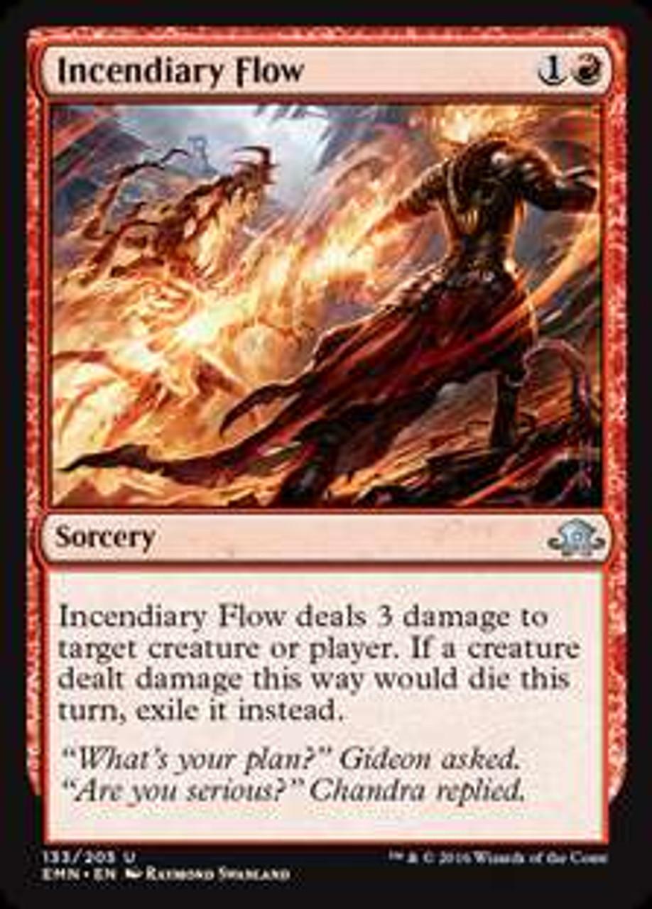 Incendiary Flow MTG ELDRITCH MOON