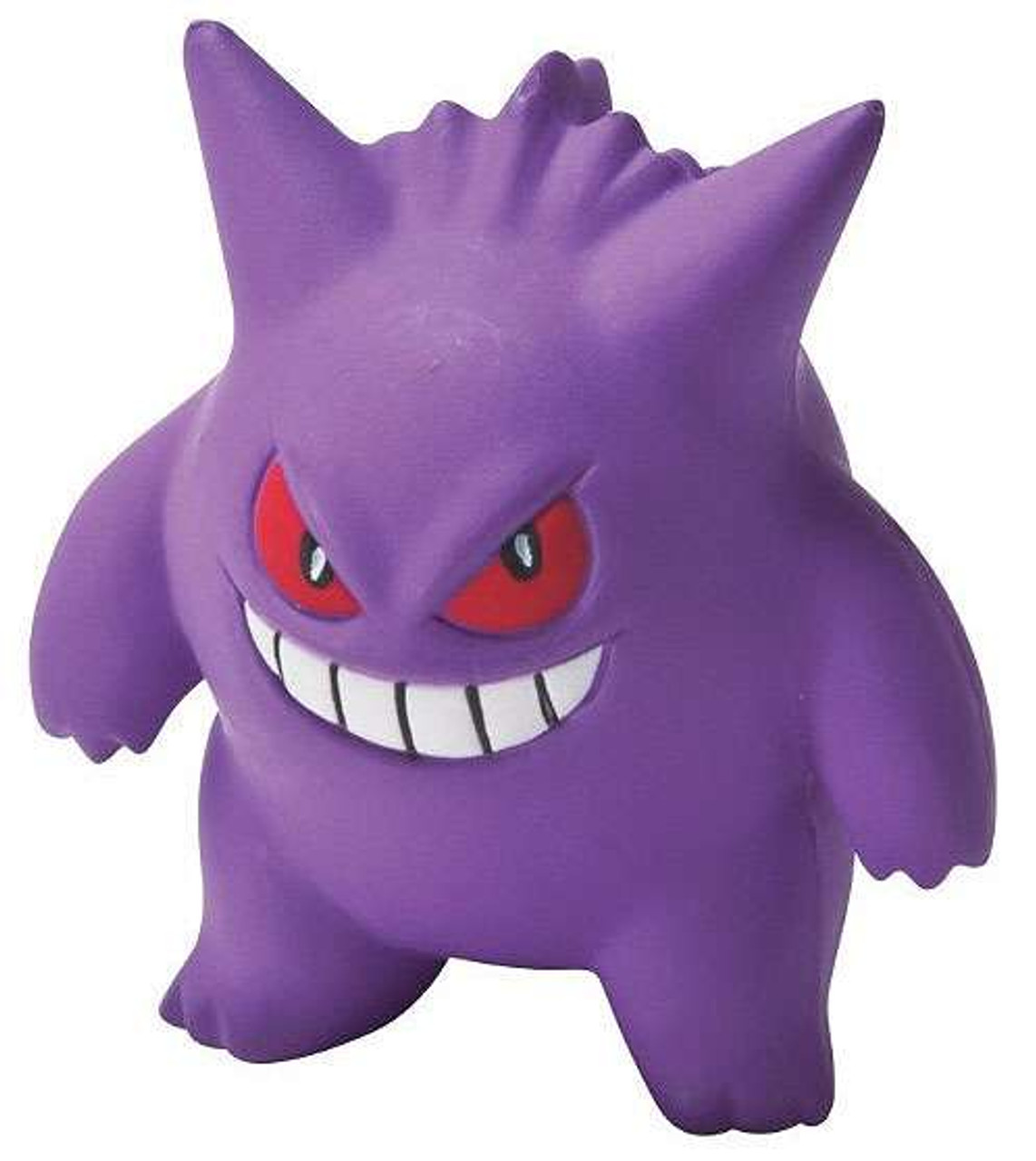 Pokemon XY Gengar 2 Inch Figure [Loose]
