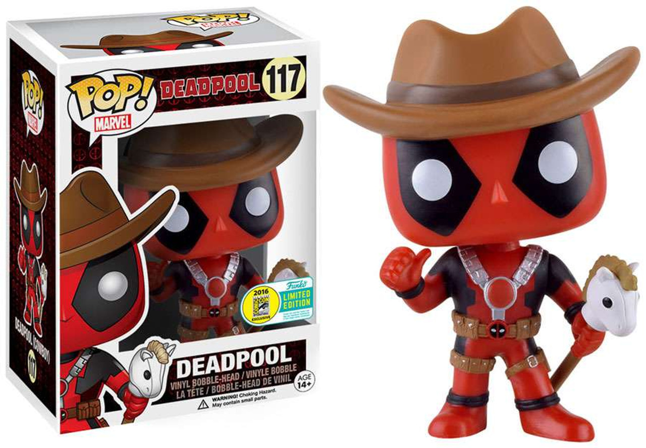POP Deadpool Shower Cap with Ducky POP Funko Exclusive