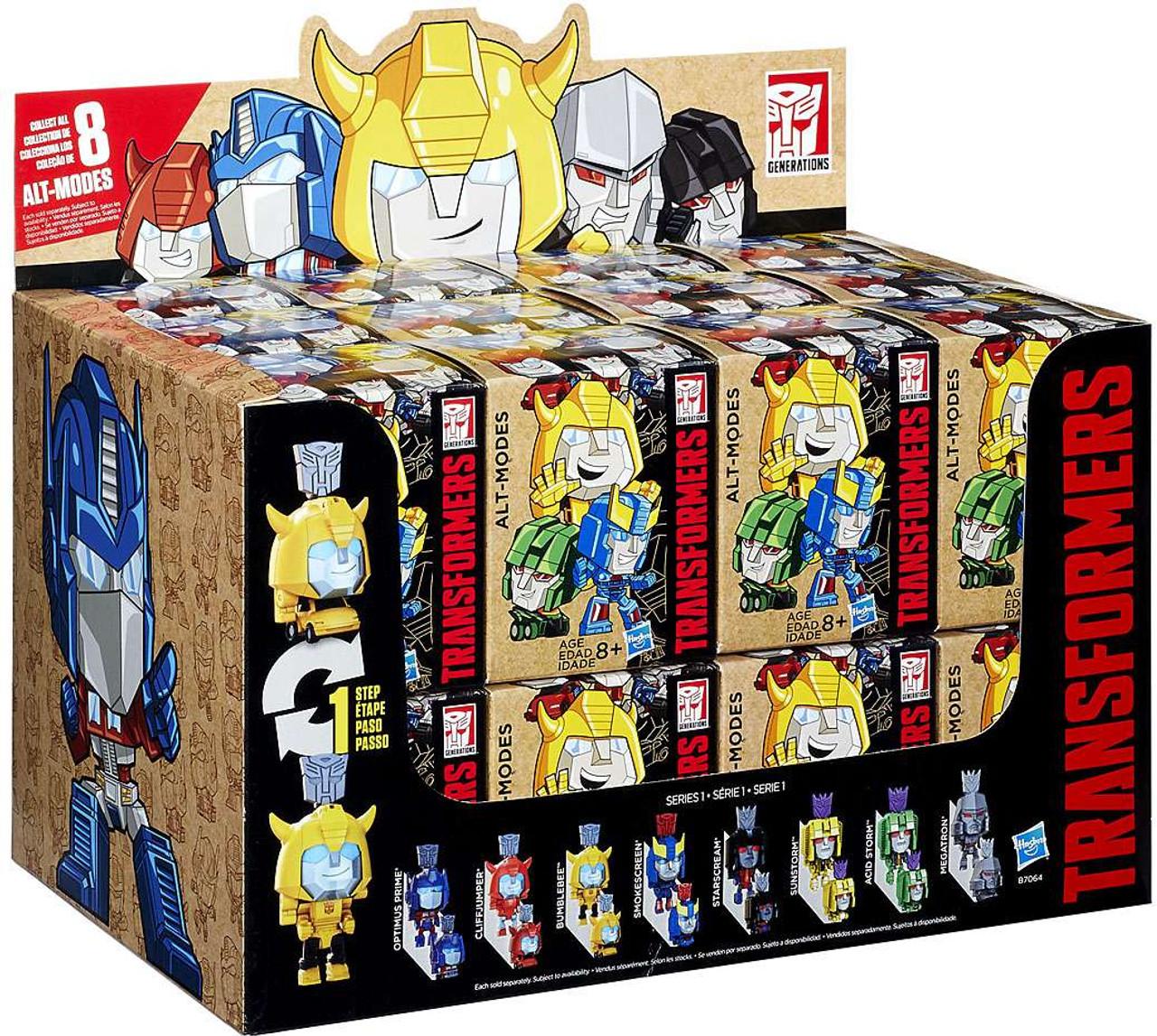 Transformers Generations Alt-Modes Series 3 Megatron