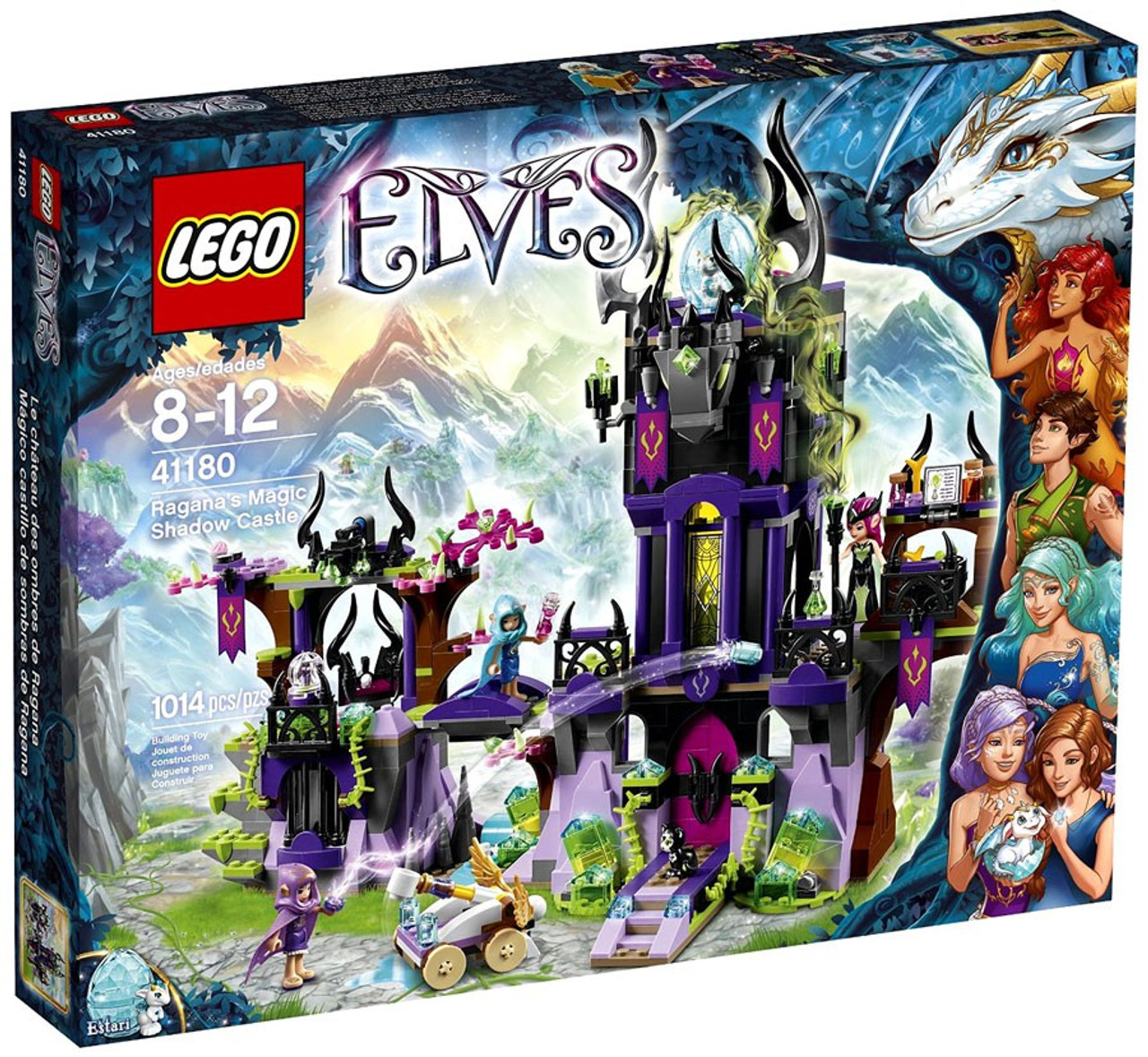 Shadow Set Elves Lego Magic Raganas 41180 Castle Toywiz mNnv8w0O
