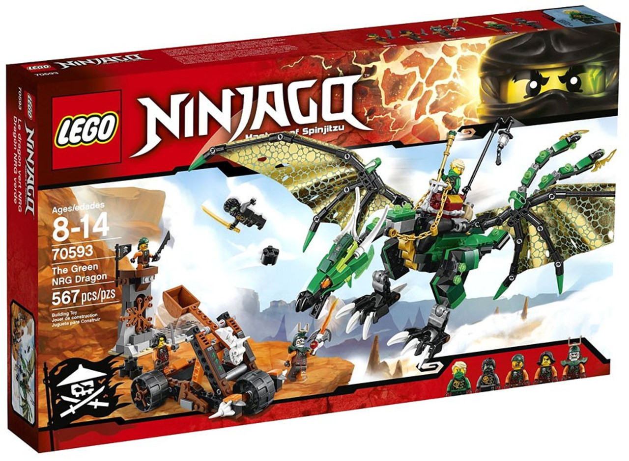 Ninjago Set70593 Green Lego The Dragon Nrg ilXZOkTwPu