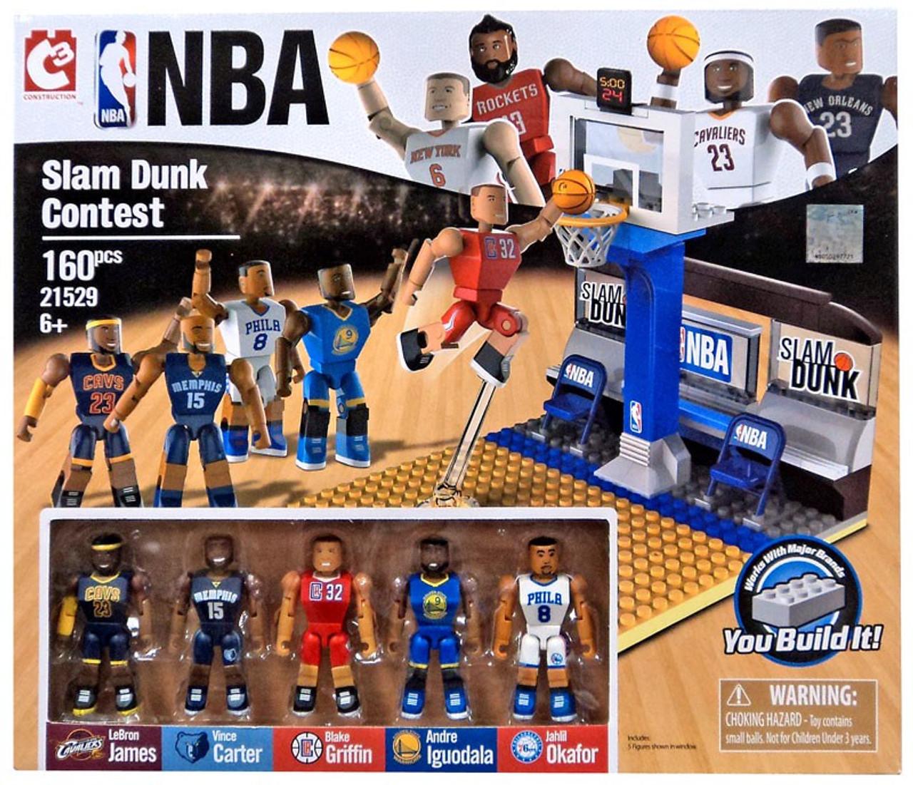Construction C3 NBA Series 3-New Orleans Pélicans-Anthony Davis