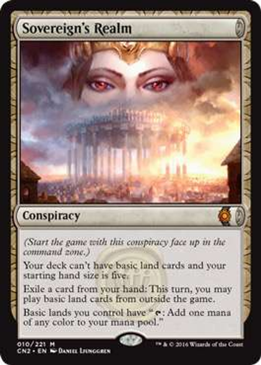 RARE NM * MTG 1x Reign of the Pit-Conspiracy