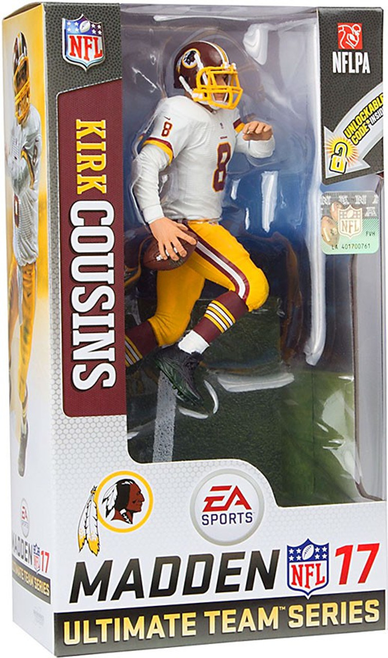 quality design 8a7a4 75209 McFarlane Toys NFL Washington Redskins EA Sports Madden 17 ...