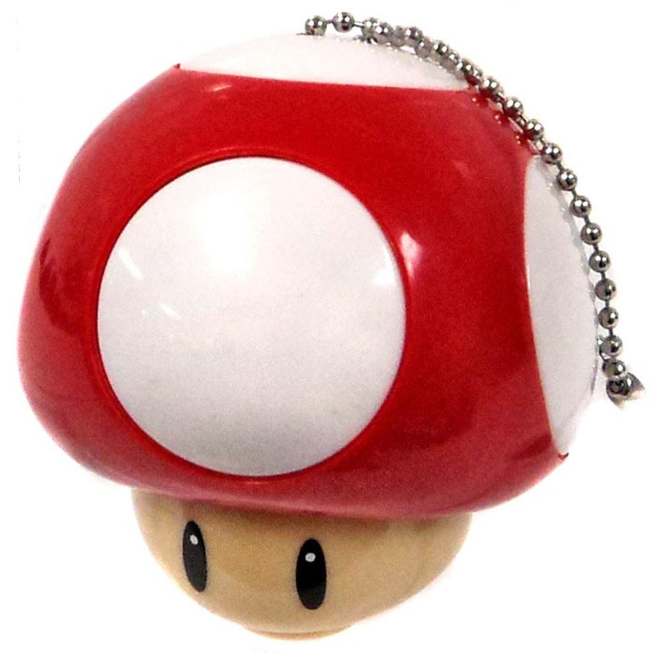 New Super Mario Bros 2 Red Mushroom Projection Light Tomy Toywiz