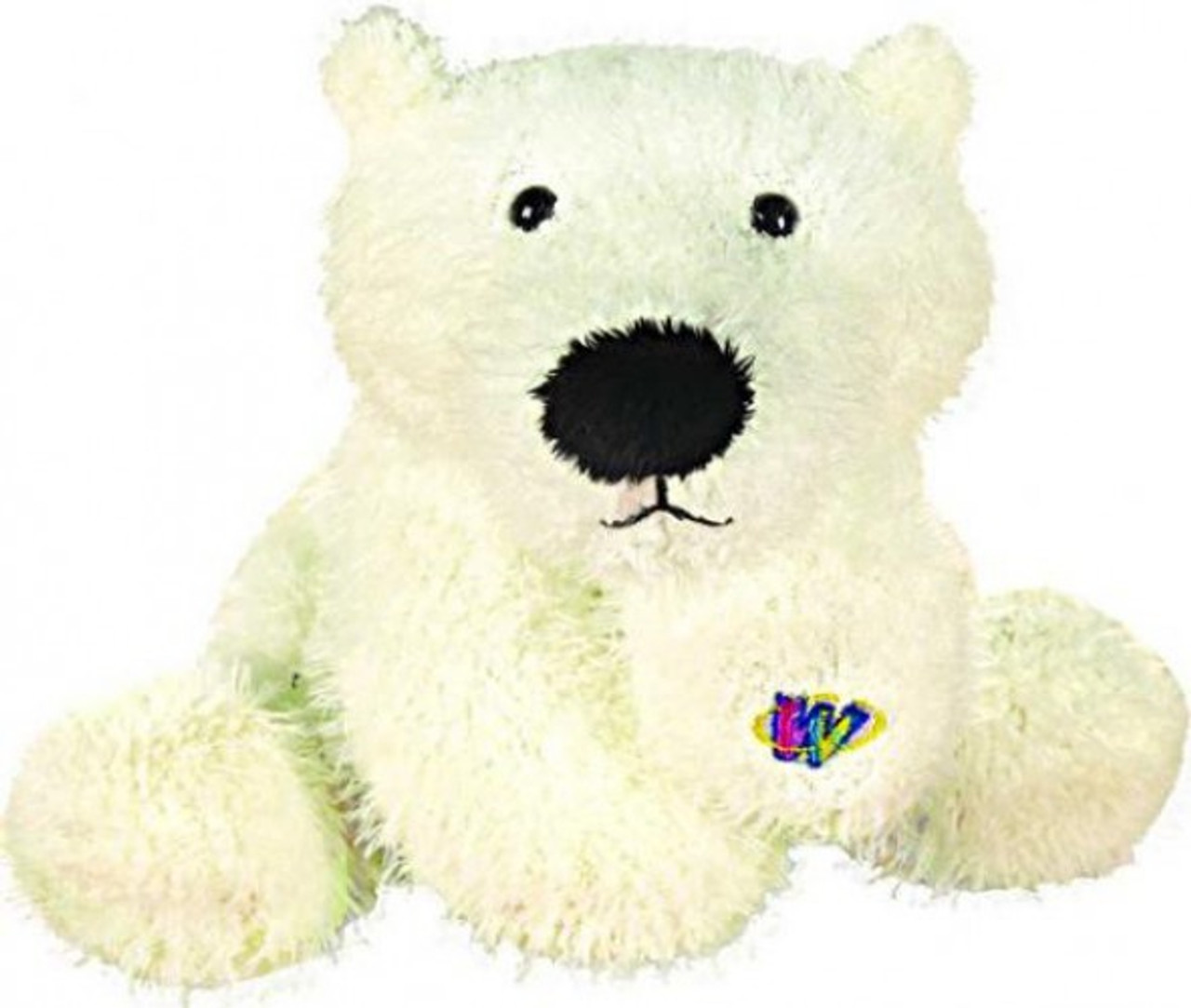 Webkinz Polar Bear /& Chillin Out Polar Bear Figure Full Size Unused Codes Ganz
