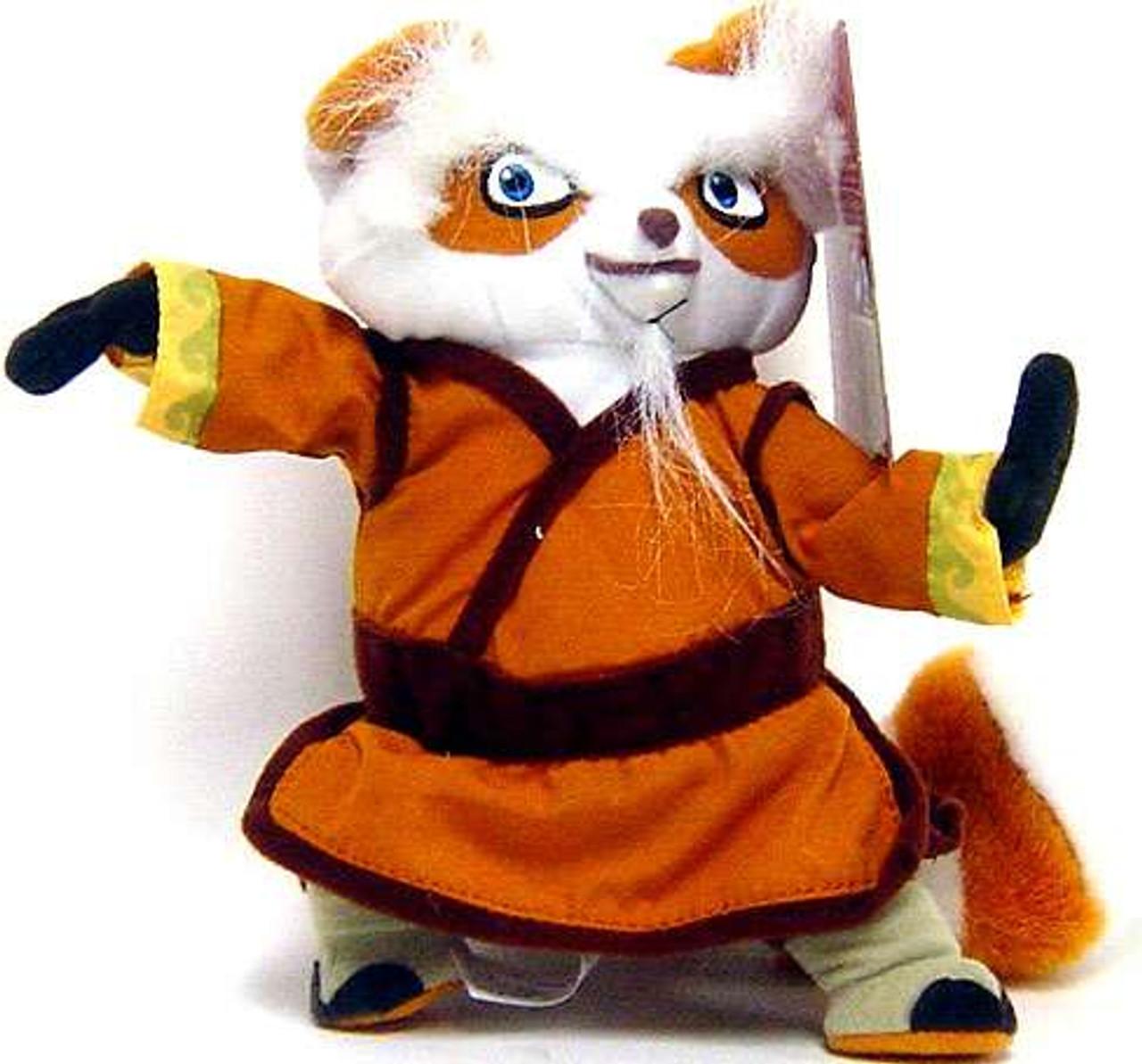 Kung Fu Panda Master Shifu Plush Mattel Toys Toywiz Master shifu is a character from kung fu panda. mattel