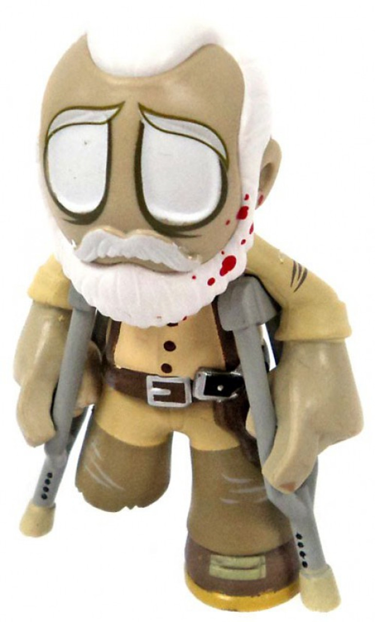Hershel Action Figure Walking Dead Funko Mopeez