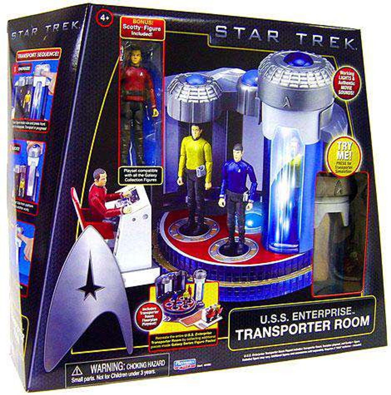 """2009 Star Trek Uhura 3.75/"""" Action Figure"""