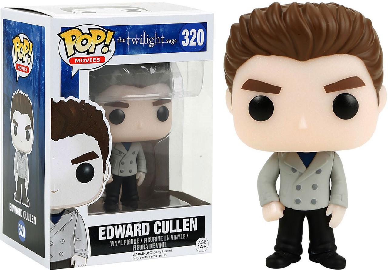 FunKo Free Shipping! Tuxedo Pop Twilight Edward Cullen Vinyl Figure