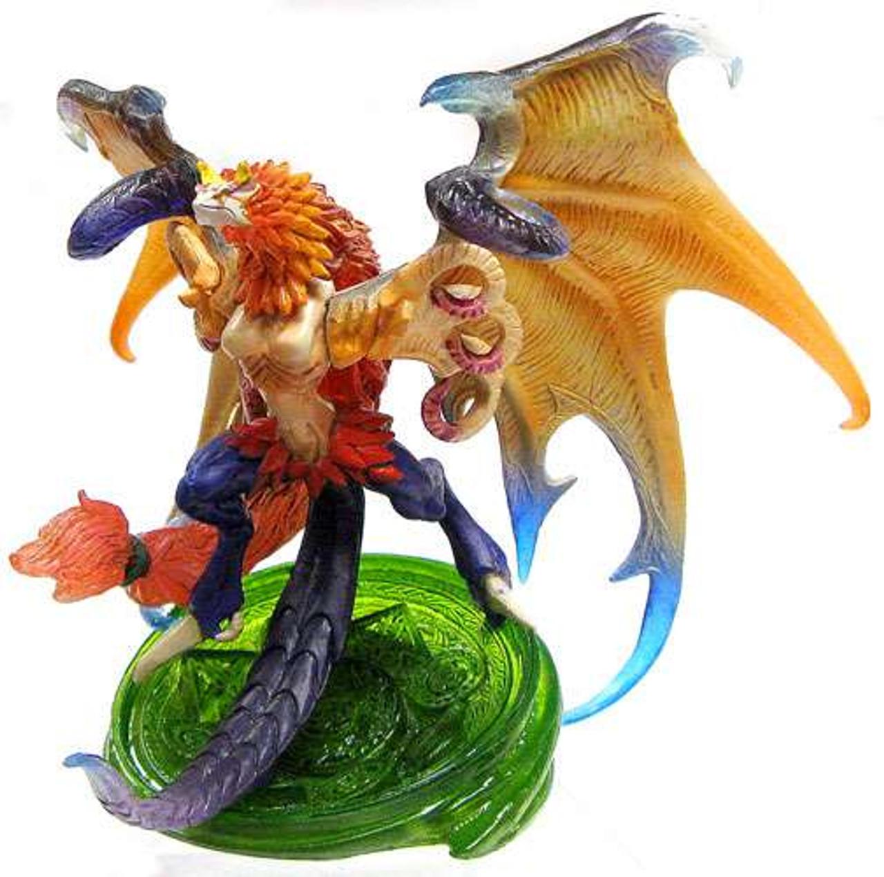 SQUARE Final Fantasy Creatures Kai vol.2 Ifrit loose