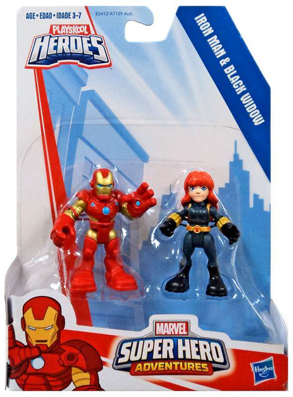 2.5/'/' PlaySkool Heroes Marvel/'s FALCON Super Hero Adventures Civil War Figure