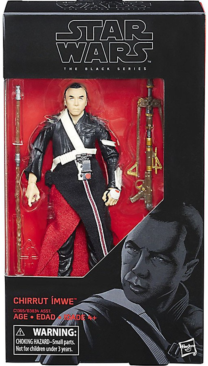Disney Star Wars Rogue One Chirrut Imwe 3.5-Inch PVC Figure Loose