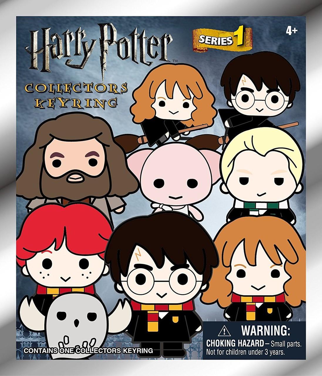 Harry Potter Figural Keyring Series 2 Dobby Figure NEW