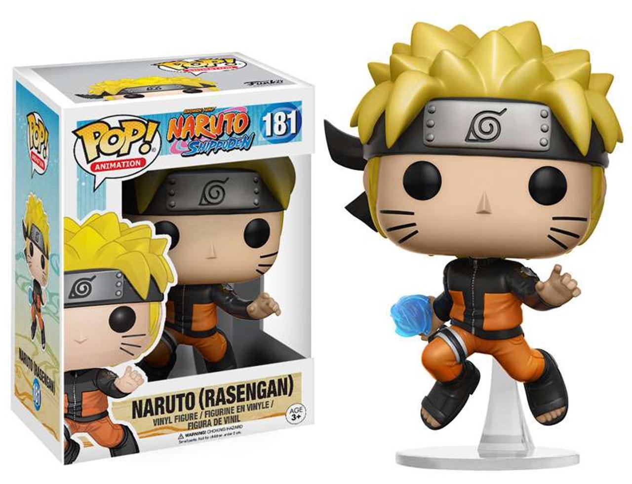 Naruto Naruto Action Figure Funko POP Anime