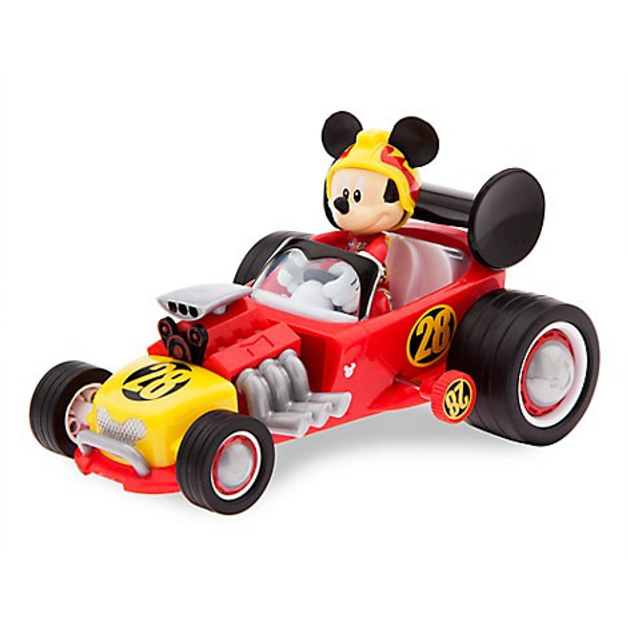 Disney Mickey Roadster Racers Mickey Mouse Wind Up Car