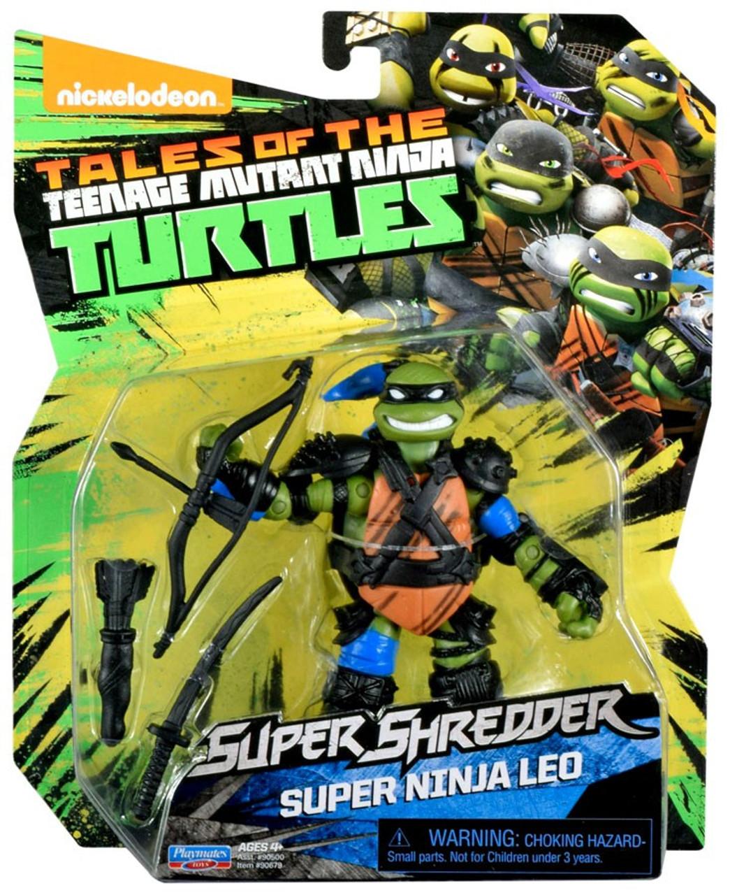 Spyline Leo Action Figure Teenage Mutant Ninja Turtles