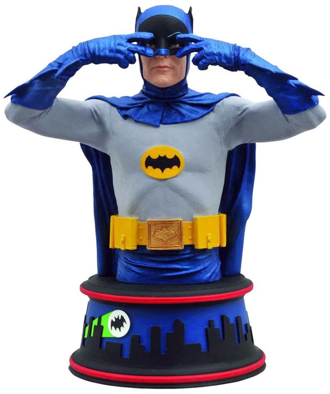 Diamond Select Toys Batman Classic 1966 TV Series Shakespeare Bust Vinyl Bank