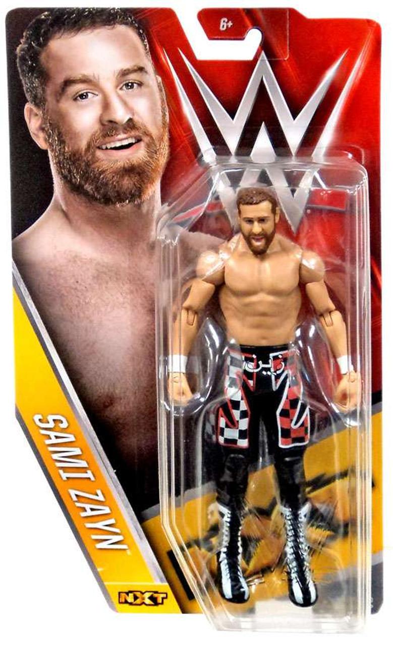 WWE Sami Zayn Action Figure