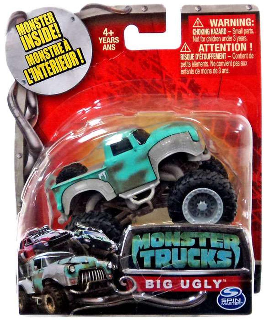 Monster Trucks Big Ugly Diecast Car Spin Master Toywiz