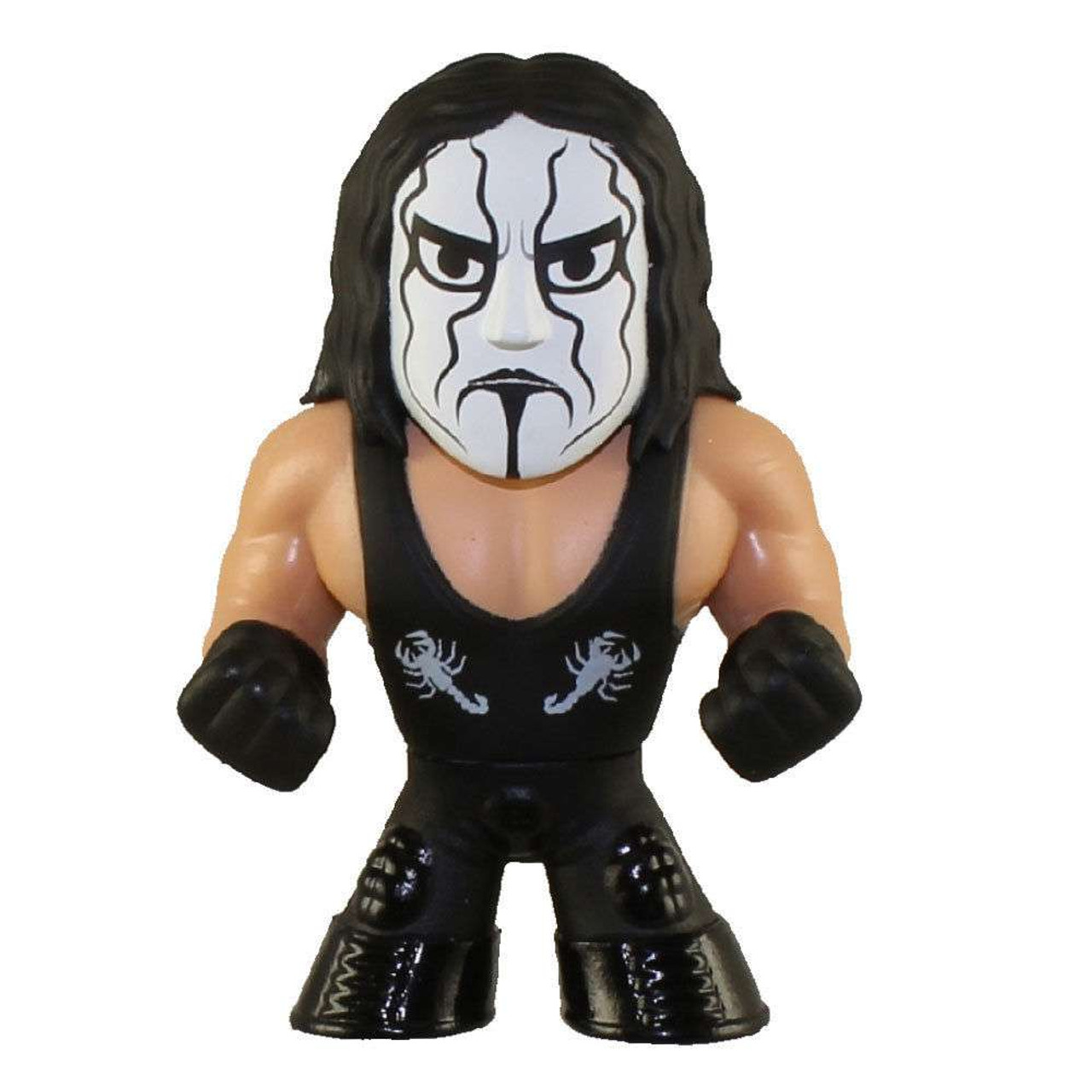 Mystery Characters Three Included Wwe Funko Mystery Minis Bundle