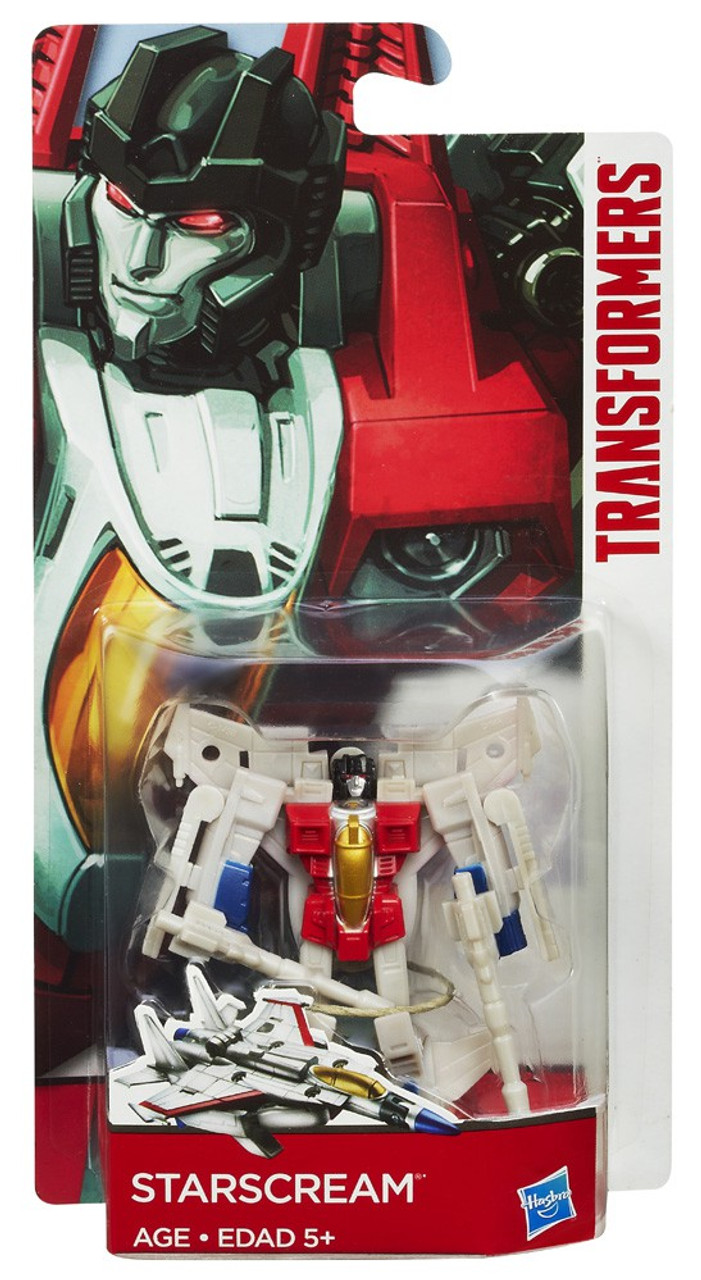 Transformers Generations Titans Return Starscream Legion Action Figure