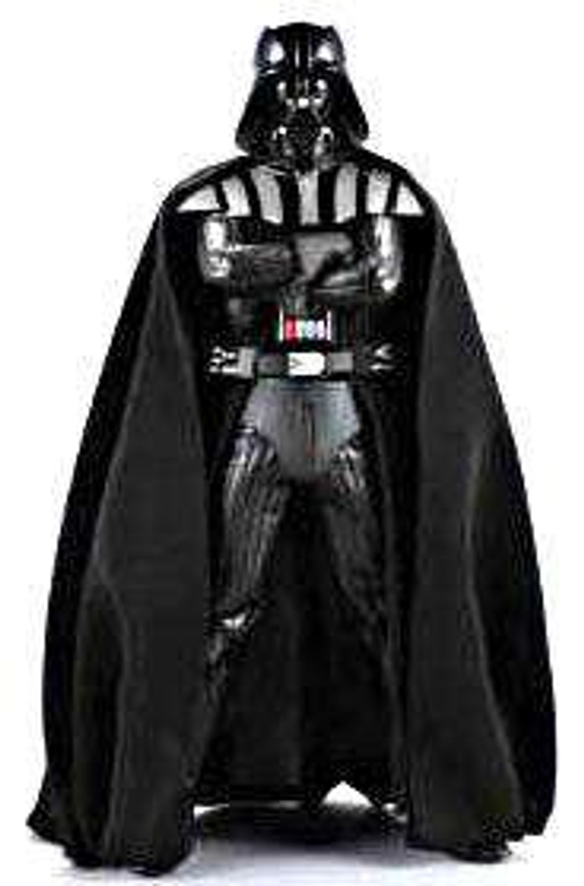 Star Wars Revenge Of The Sith Real Action Heroes Darth Vader 12 Action Figure Episode Iii Damaged Package Medicom Toywiz