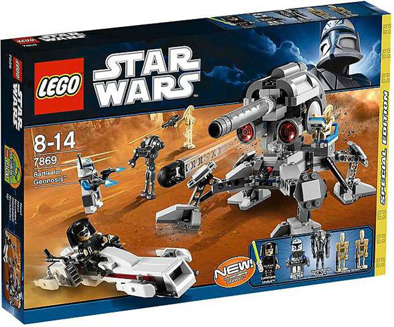 NEW! BRICKMASTER SUBSCRIPTION EXCLUSIVE SET 2011 LEGO STAR WARS 20019 SLAVE I