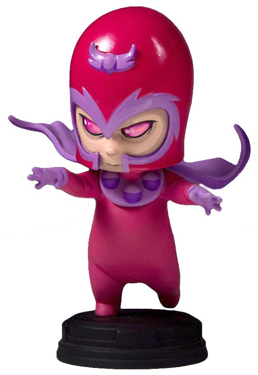 ac10605146d1d Marvel X-Men Magneto 5 Animated Style Statue Gentle Giant - ToyWiz