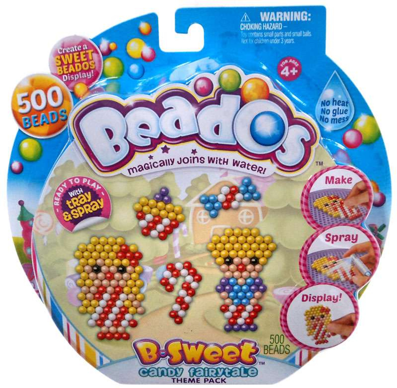 Beados B-Sweet Candy Fairytale Theme Pack