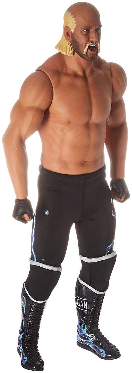 c4a4034361 Wrestling Hulk Hogan 16 Action Figure Hollywood Hogan Storm Collectibles -  ToyWiz