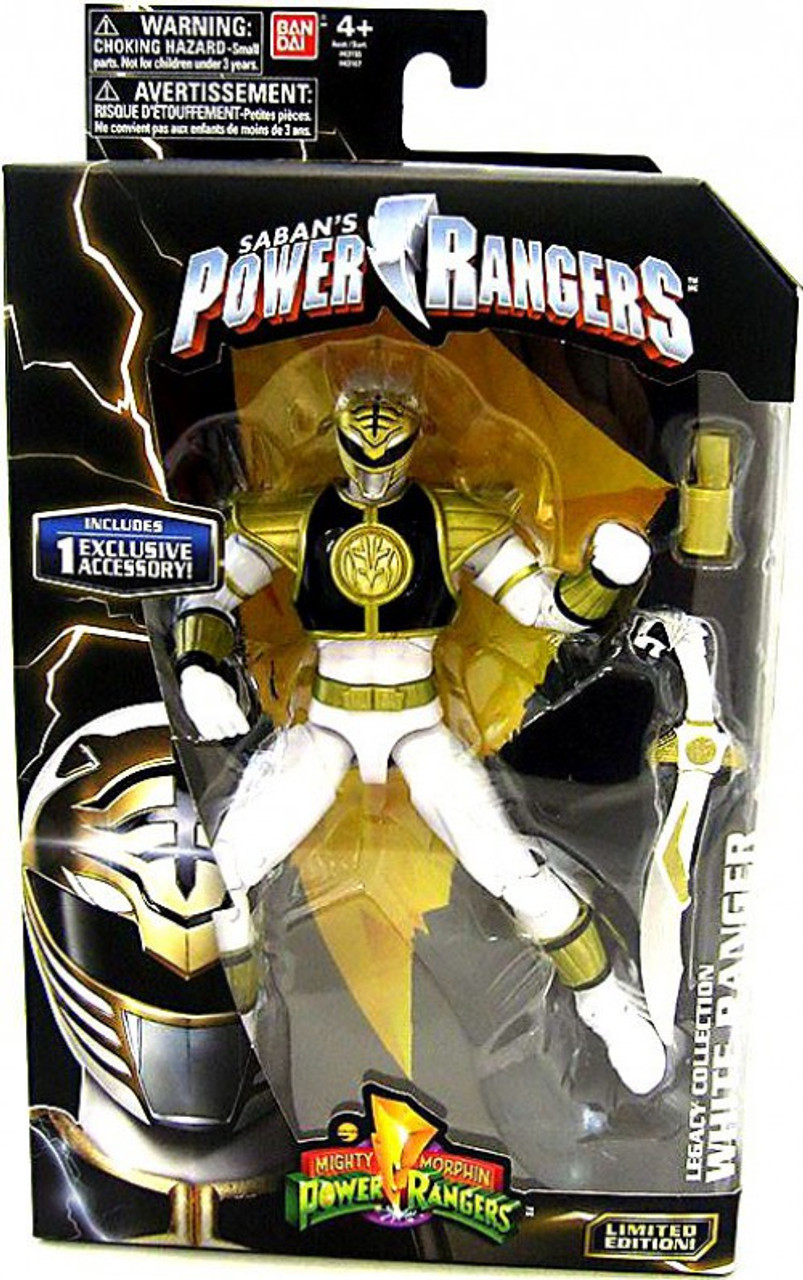 Power Rangers Mighty Morphin Legacy Build A Megazord Green Ranger Action Figure