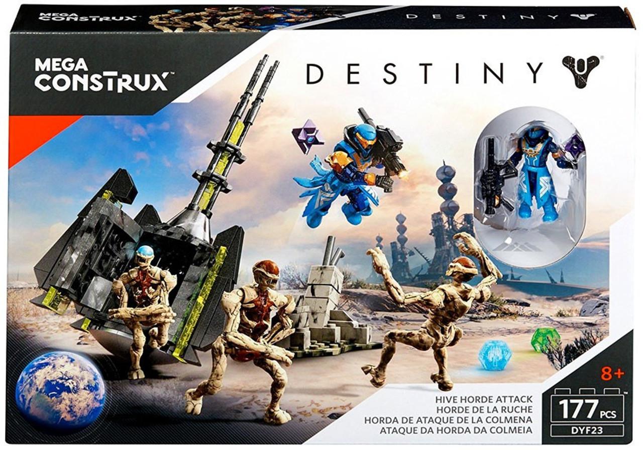 Destiny Mega Construx Hive Horde Attack Set