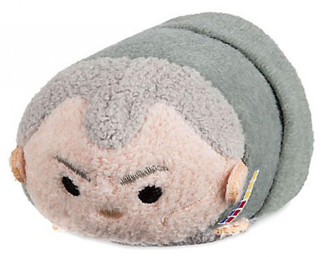 Disney Tsum Tsum Mini Soft Plush Stuffed Star Wars Death Star Hans Solo