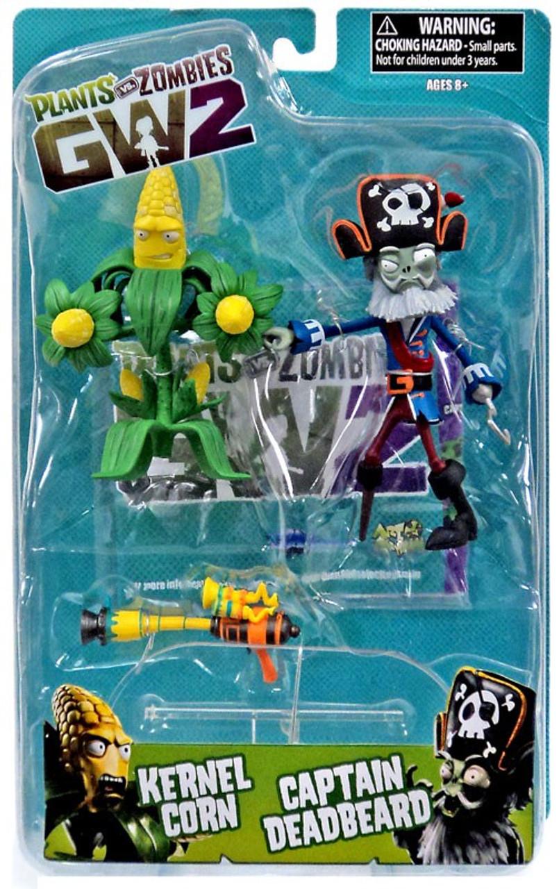 Plants Vs Zombies Garden Warfare 2 Kernel Corn Vs Captain
