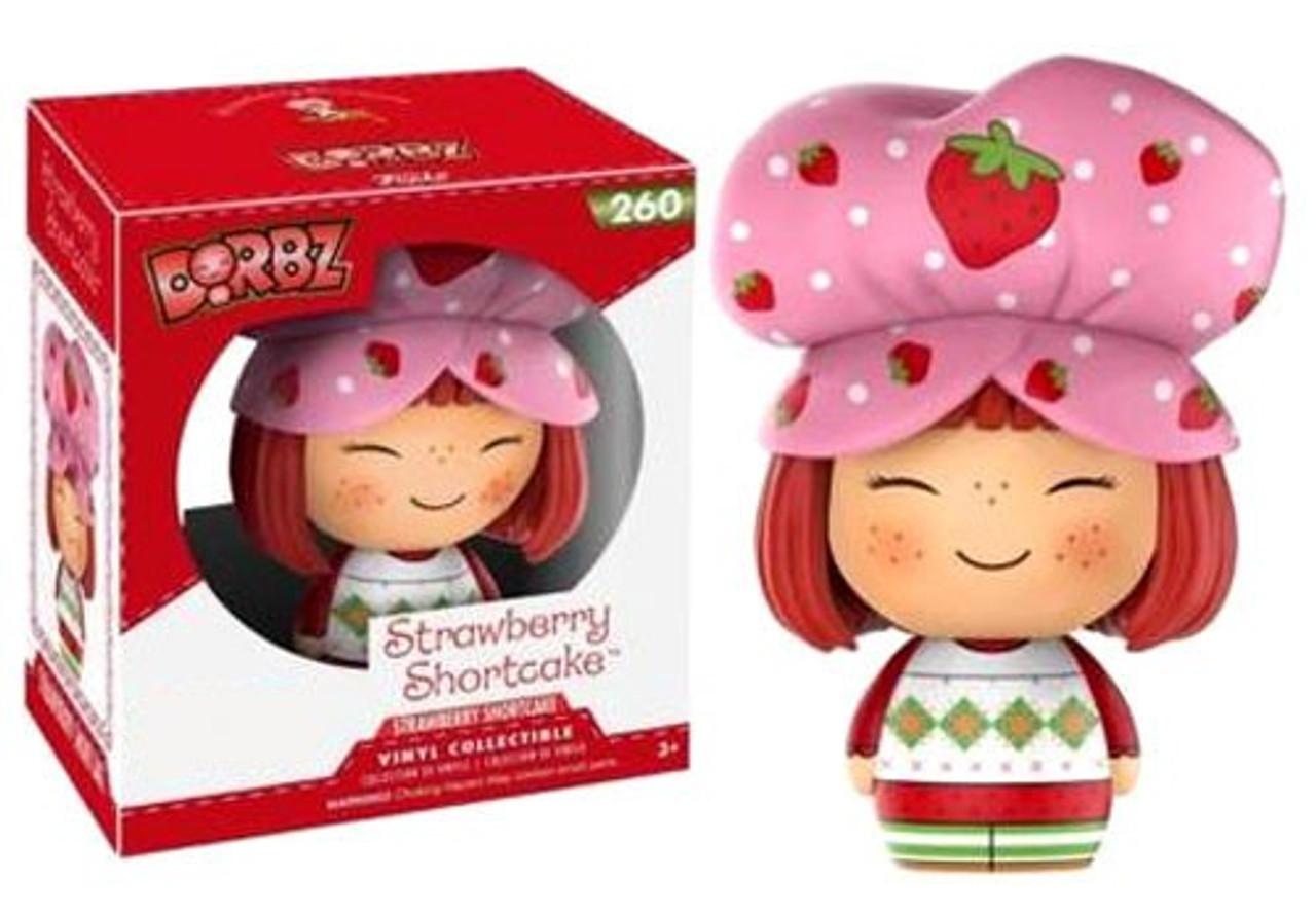 785cc174fed Funko Strawberry Shortcake Dorbz Strawberry Shortcake Exclusive Vinyl Figure  260 - ToyWiz