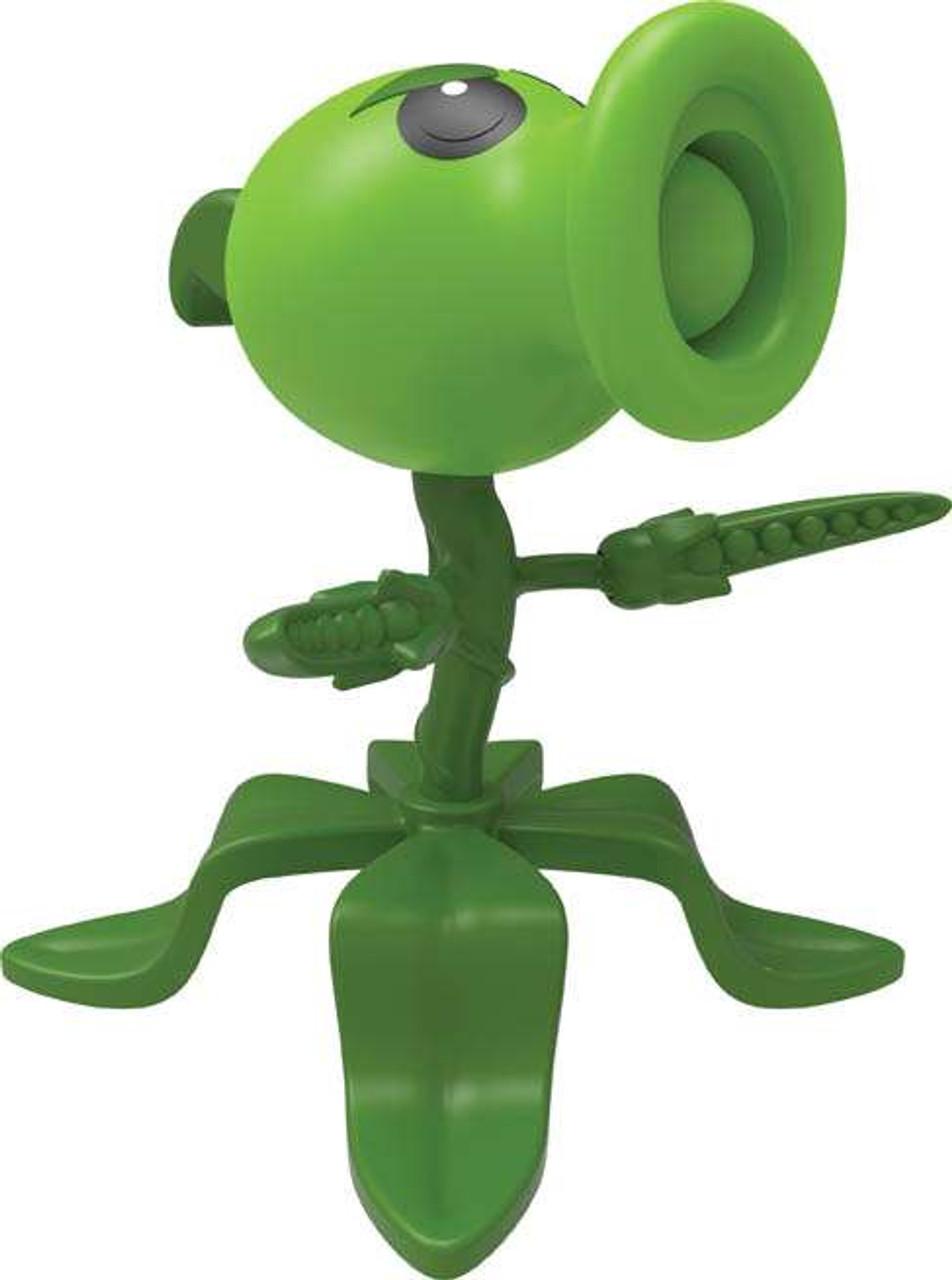 K'NEX Plants vs  Zombies Peashooter 2-Inch Minifigure [Dark Green Loose]