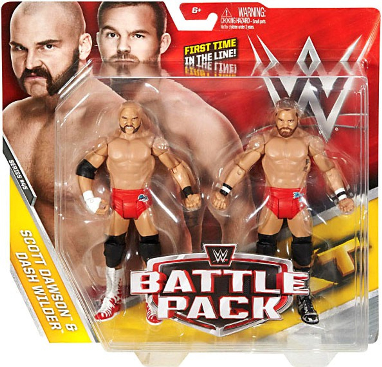 New Day Miz and Maryse Choose WWE Battle Pack Series 51:The Revival