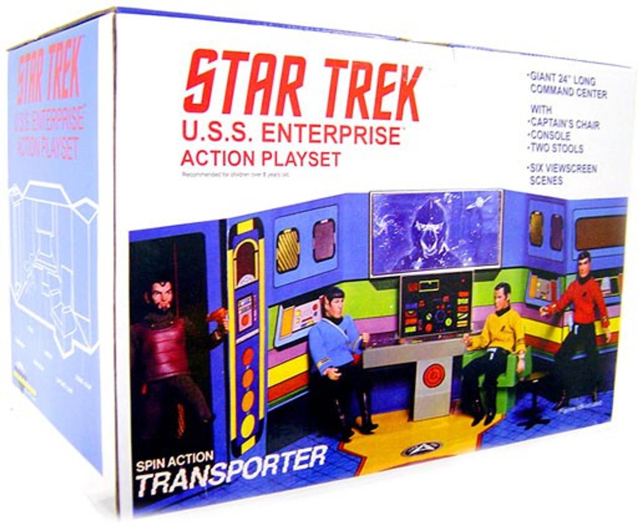 Star Trek The Original Series Cloth Retro Series 1 U S S Enterprise