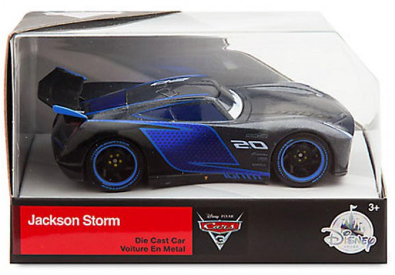 Disney Pixar Cars Cars 3 Jackson Storm Exclusive Diecast Car