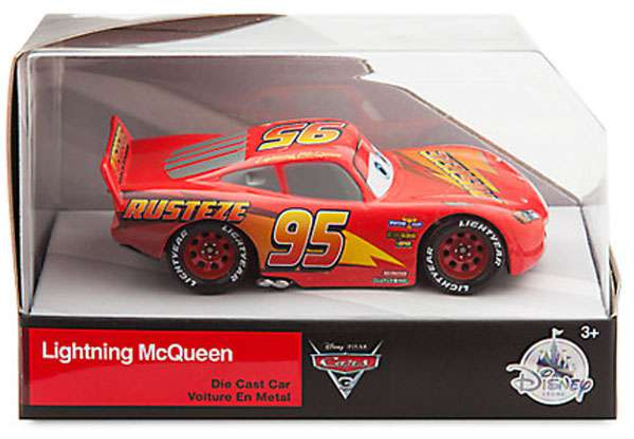 Disney Pixar Cars Cars 3 Lightning Mcqueen Exclusive 143 Diecast