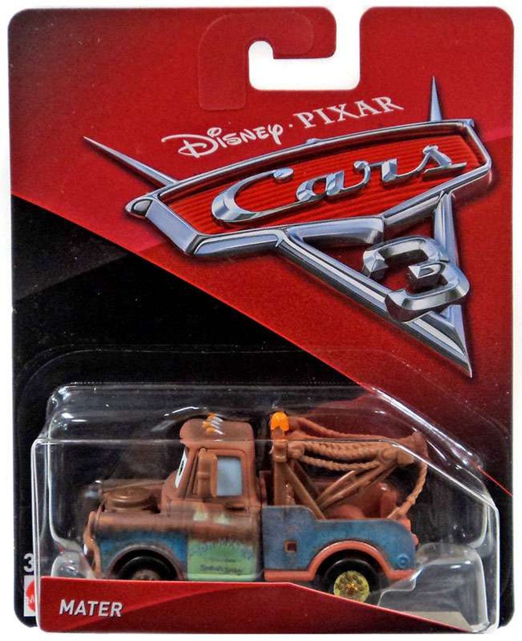 Disney Pixar Cars Cars 3 Mater 155 Diecast Car Mattel Toys Toywiz