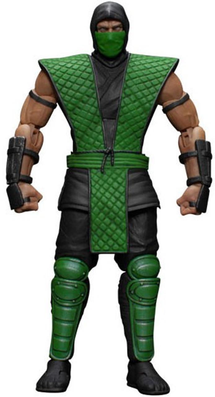 Reptile Mini figure Mortal Kombat