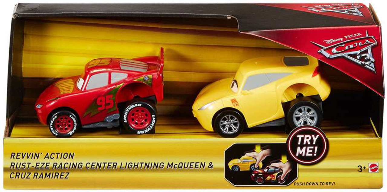 Disney Pixar Cars Cars 3 Revvin Action Rust Eze Racing Center