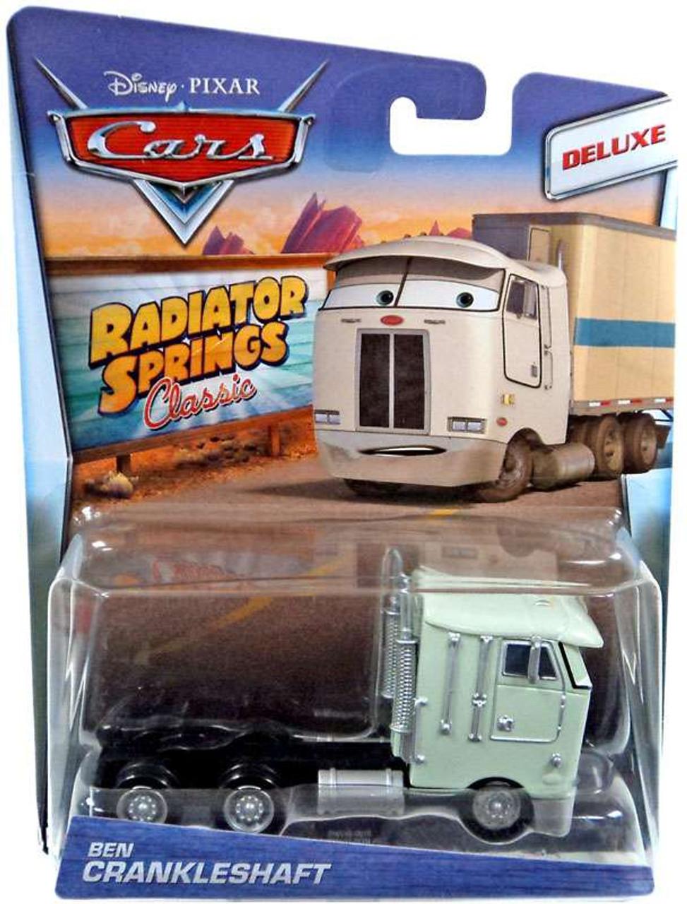 SALE!!! Mattel Disney Cars Oversized Deluxe Diecast Charlie Cargo