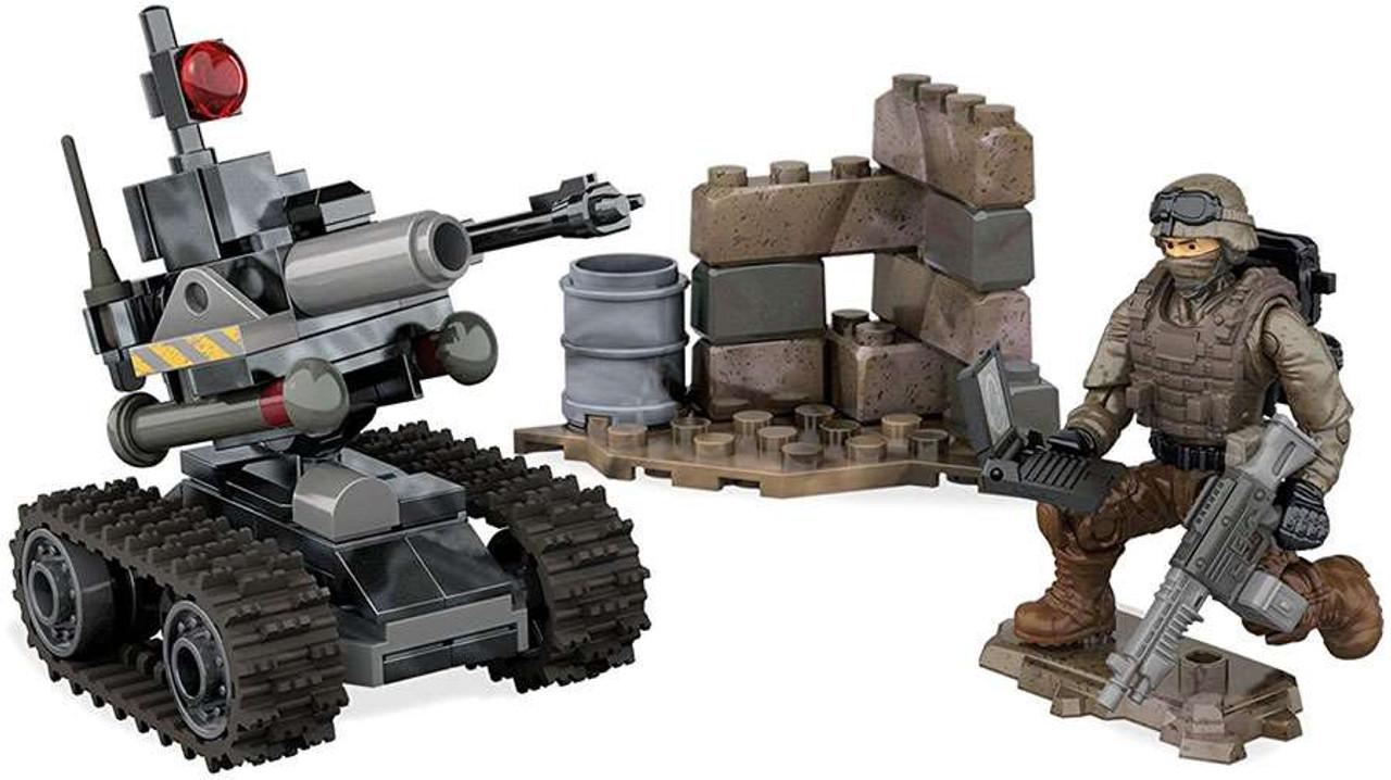 Call of Duty Mega Construx Assault Drone Set Mattel - ToyWiz