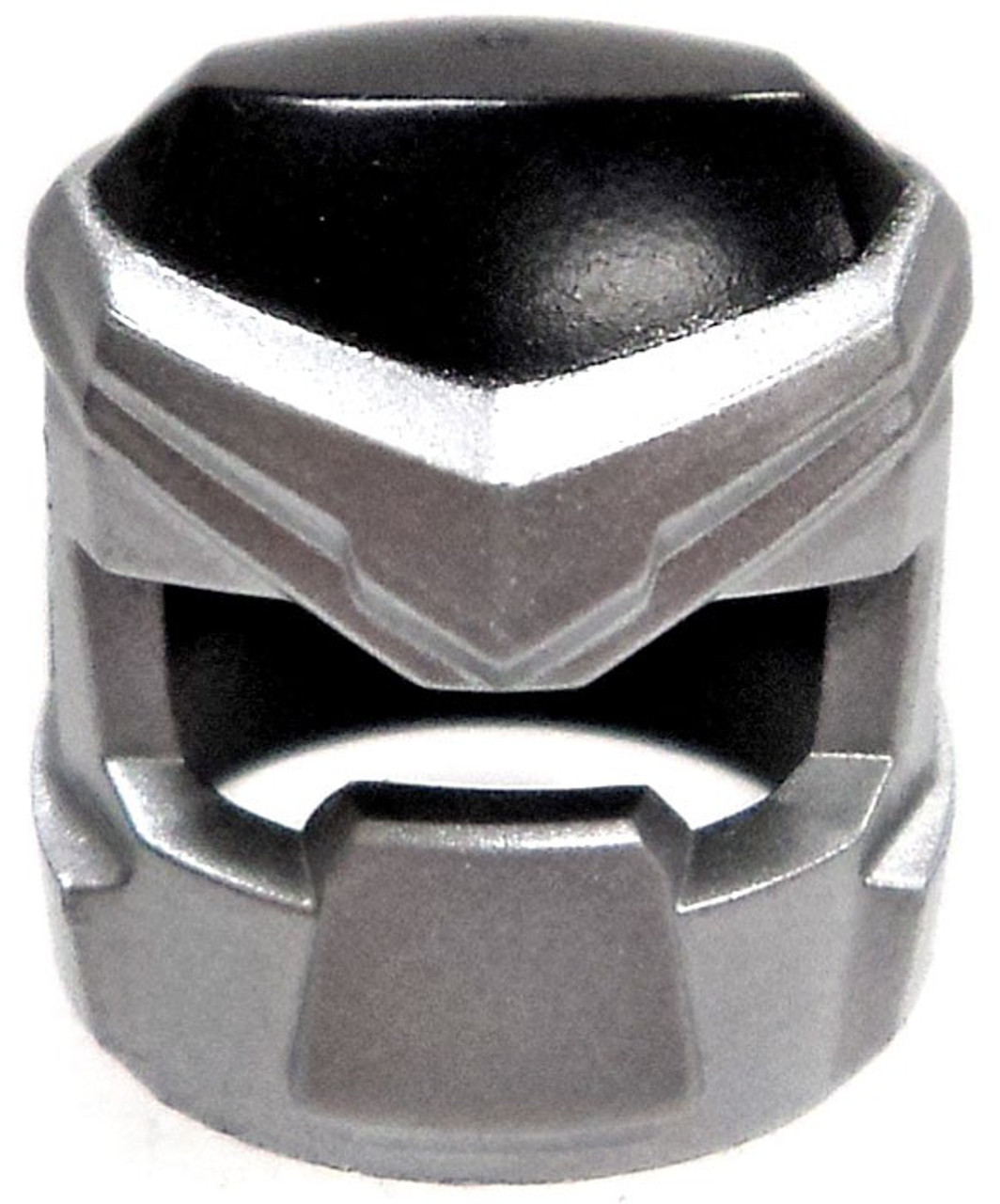 a6fb0eb5 LEGO Headgear Silver Space Helmet Loose - ToyWiz
