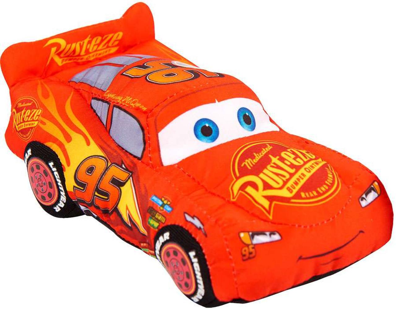 Disney Pixar Cars Cars 3 Lightning Mcqueen Plush With Sound Just