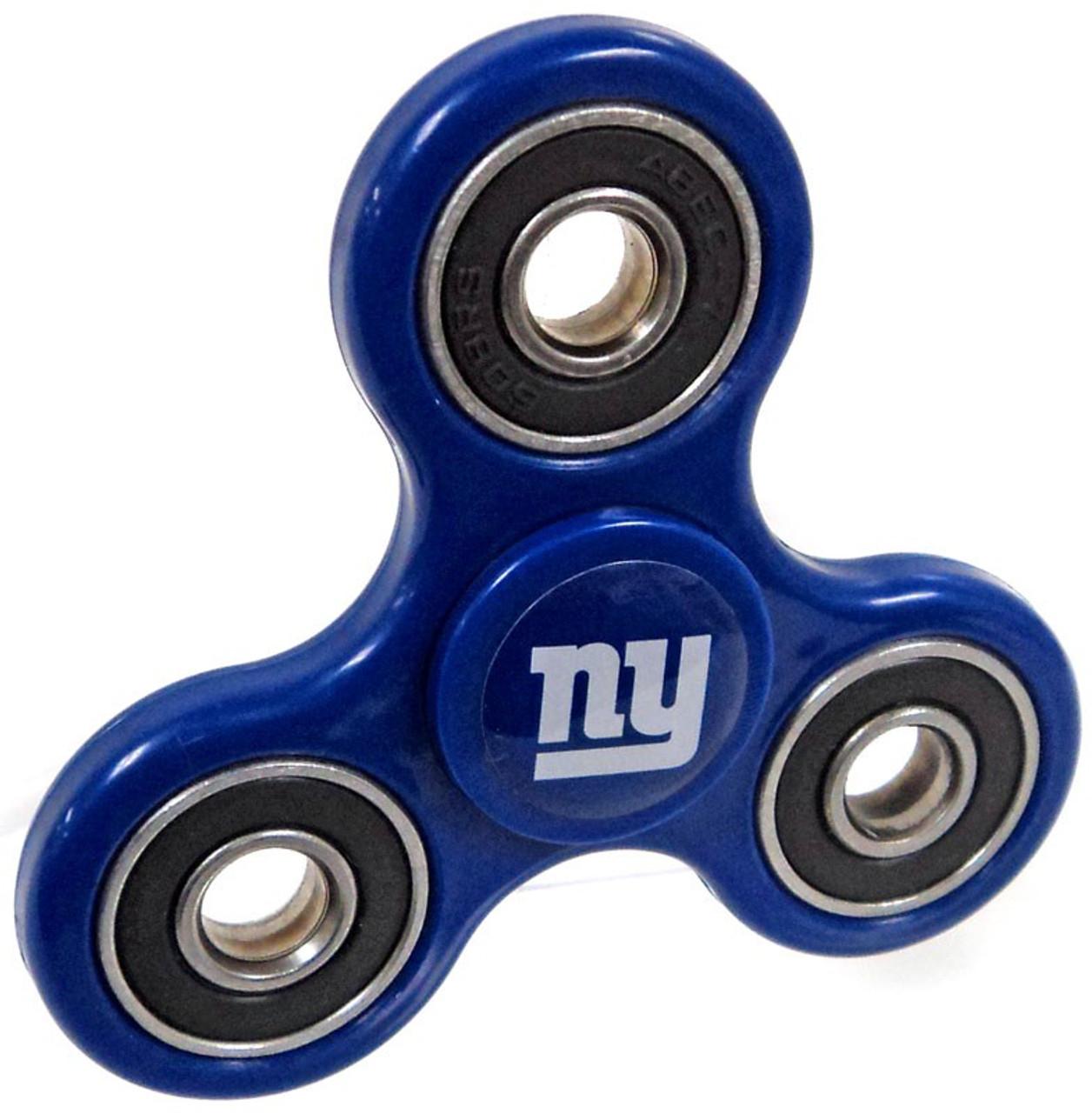 NFL NY Giants Three Way Fidget Hand Spinner In Stock